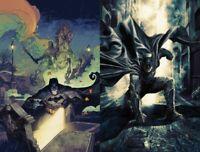DC Comics Detective Comics #1028 Main Cover+Bermejo Variant NM 10/13/20 Pre-Sale