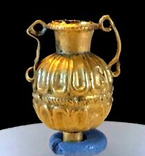 Ancient Roman Gold Amphora - 100 B.C. - 100 A.D. - Choice Item!