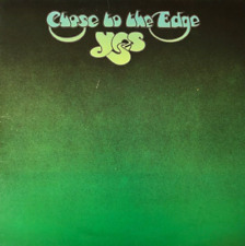 YES - Close To The Edge (LP) (EX-/G++)