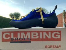 New In Box Boreal Zephyr Climbing Shoes Size 10