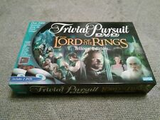 The Lord Of The Rings Trilogy Edition Trivial Pursuit DVD