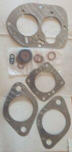Solex Carburettor Gasket Repair Kit suitable for Land Rover Series 2 2A 1958 -67