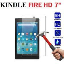 "Genuine Tempered Glass Screen Protector For Amazon Kindle Fire HD 7"" inch"