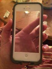 White IPhone 5 Lifeproof Case