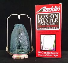 Aladdin Lamp Lox-on Mantle Part Number R150 - Fresh Stock