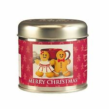 Wax Lyrical Timeless Occasions Merry Christmas Tin Candle