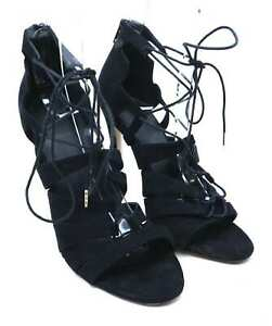 Asos Womens UK Size 7 Black Shoes
