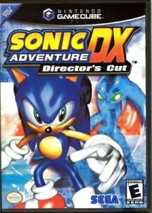 Sonic Adventure Dx Nintendo Gamecube Game Only