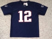 tom brady jersey youth xl