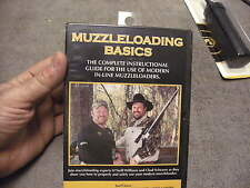 Muzzleloading Basics Dvd, Complete Instructions Guide for modern In-lines