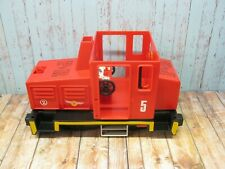Lok Diesellok Korpus 4050 Playmobil Trafo Eisenbahn Ersatzteil #3