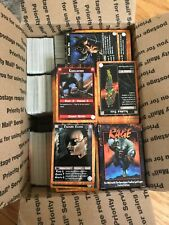 Large lot of Rage: Apocalypse CCG cards (1000+, from sevwral different sets)