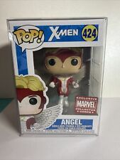 Funko Pop X-Men Marvel Collector Corp Exclusive Angel #424 New