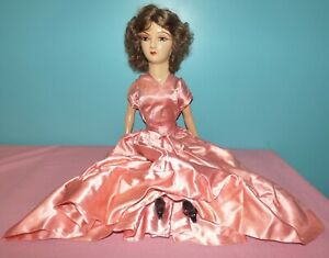 Antique French Boudoir Doll in Beautiful Dress