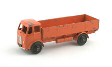 Vintage Dinky Toys 25r Forward Control Lorry - Orange Body 1948-54