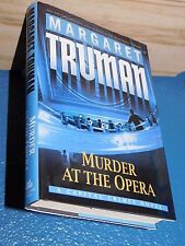 Murder at the Opera by Margaret Truman BCE Hardcover mystery 9780345478214