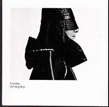 Pet Shop Boys, Leaving, NEW/MINT Ltd edition 7 inch vinyl single