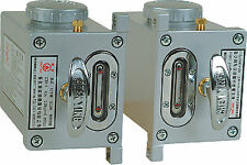 CTA-8 Type Hand-Pull (Left) Manual Lubricators Bijur 8cc