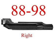 88 98 RIGHT Inner Extended Cab Corner Chevy GMC Truck 1.2MM Thick 0852-218