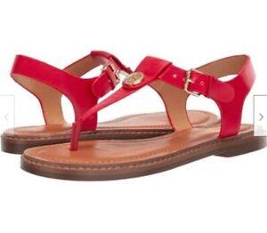 NEW TOMMY HILFIGER Burke Buckle Sandal - Women size 7.5