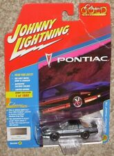 2017 Johnny Lightning 1985 Pontiac Firebird Gray Version B MOC Classic Gold