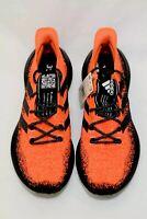 Adidas Mens Bounce Sensebounce+ Running Shoes G27233 Black/Orange Size 13