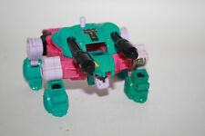 Vintage G1 Transformers Piranacon Seacon Snaptrap Turtle R1014-A