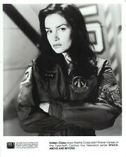 Space: Above and Beyond 1995 8x10 black & white movie photo #nn