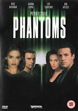 Phantoms [DVD], Like New, DVD