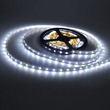 3528 5M 500CM WHITE 300 LED SMD FLEXIBLE LIGHT STRIP LAMP NON WATERPROOF DC 12V