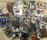 75 VINTAGE OLD FACTORY SEALED LOT OF HOCKEY CARDS + PAVEL BURE DADS COLLECTION!!