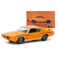GREENLIGHT 30138 BFGoodrich Vintage Ad Car 1970 Pontiac GTO Judge Diecast 1:64