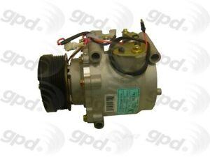 A/C  Compressor And Clutch- New Global Parts Distributors 6511962