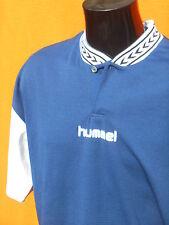 M. AMOROS Maillot Jersey Camiseta Hummel True Vintage Stage Porté Worn Football