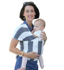 Baby Wraps Sling 95% Cotton 5% Spandex, Grey For New Borns