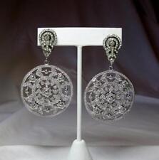 Other Entertainment Mem Jackie Collins Estate Cross Rosary Necklace Crystal Vintage Pendant Celebrity