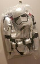 Disney Star Wars Awakens Cpt Phasma Silver Storm Trooper Costume~New~Child 7-8