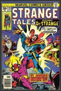 Strange Tales #188 - Dr. Strange vs. Dormammu - Ditko Art - Marvel (1976) FN+