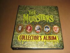 Munsters Series 2 Trading Card Binder Album