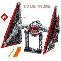 LEGO Star Wars Sith TIE Fighter from set 75272 (Ship only)