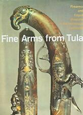 FINE ARMS from TULA, FIREARMS & EDGED WEAPONS in the HERMITAGE MUSEUM HC1977