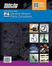 ASE Study Guide - P4 GM (General Motors) Parts Specialist Consultant