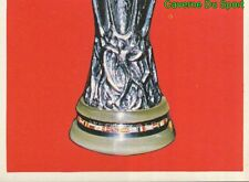219 TROPHEE TROPHY WINNERS UEFA CUP STICKER FOOTBALL 1980 BENJAMIN RARE