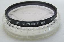 52mm KENKO MC Skylight (1B) Filter + Free UK Postage