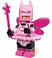 LEGO MINIFIGURES SERIE THE BATMAN MOVIE 1 FAIRY BATMAN 71017 ORIGINAL MINIFIGURE