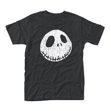 Nightmare Before Christmas T-Shirt Cracked Face Size L PhD merchandise shirts