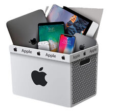 MYSTERY APPLE ACCESSORIES BOX (includes Apple Products Speakers. VR AN MOR