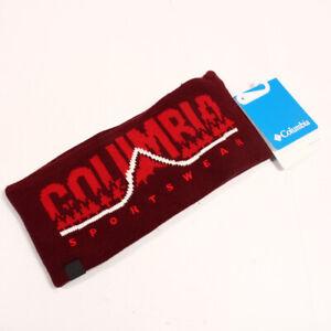 Columbia CSC Reversible Headband Rich Wine Unisex