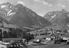 Austria Kleinwalsertal Hirschegg mit Elfer Zwoelfer und Midderstein