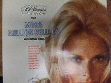 101 Strings Play More Million Sellers and Original Scores 33RPM 011316 TLJ3